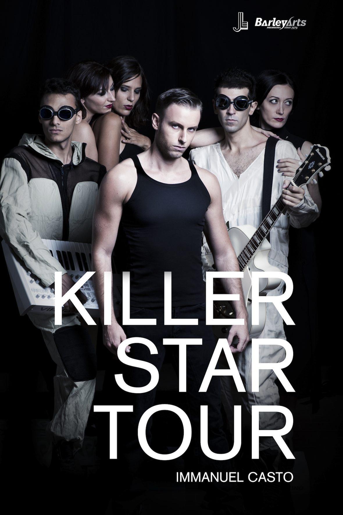 Immanuel Casto – Killer Star Tour