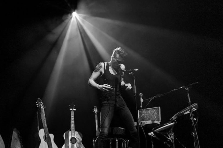 ASAF AVIDAN in solo in concerto all'AUDITORIUM