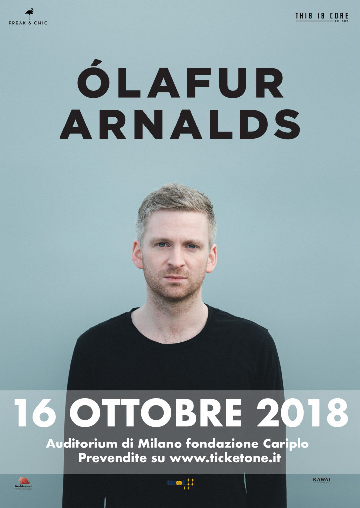 OLAFUR ARNALDS A4