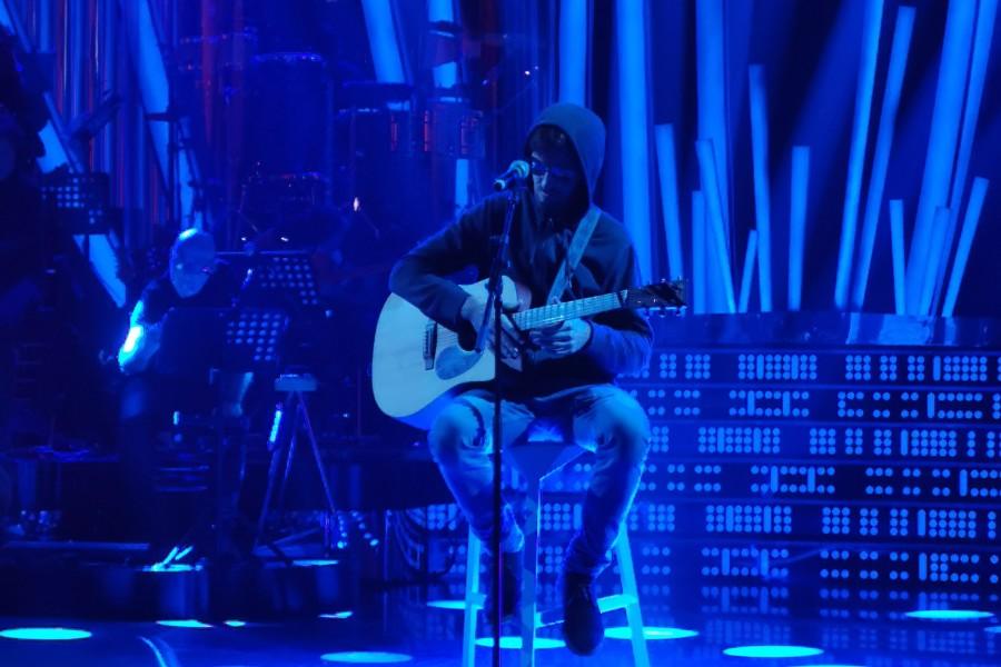 THE ANDRE' in prima serata RAIUNO