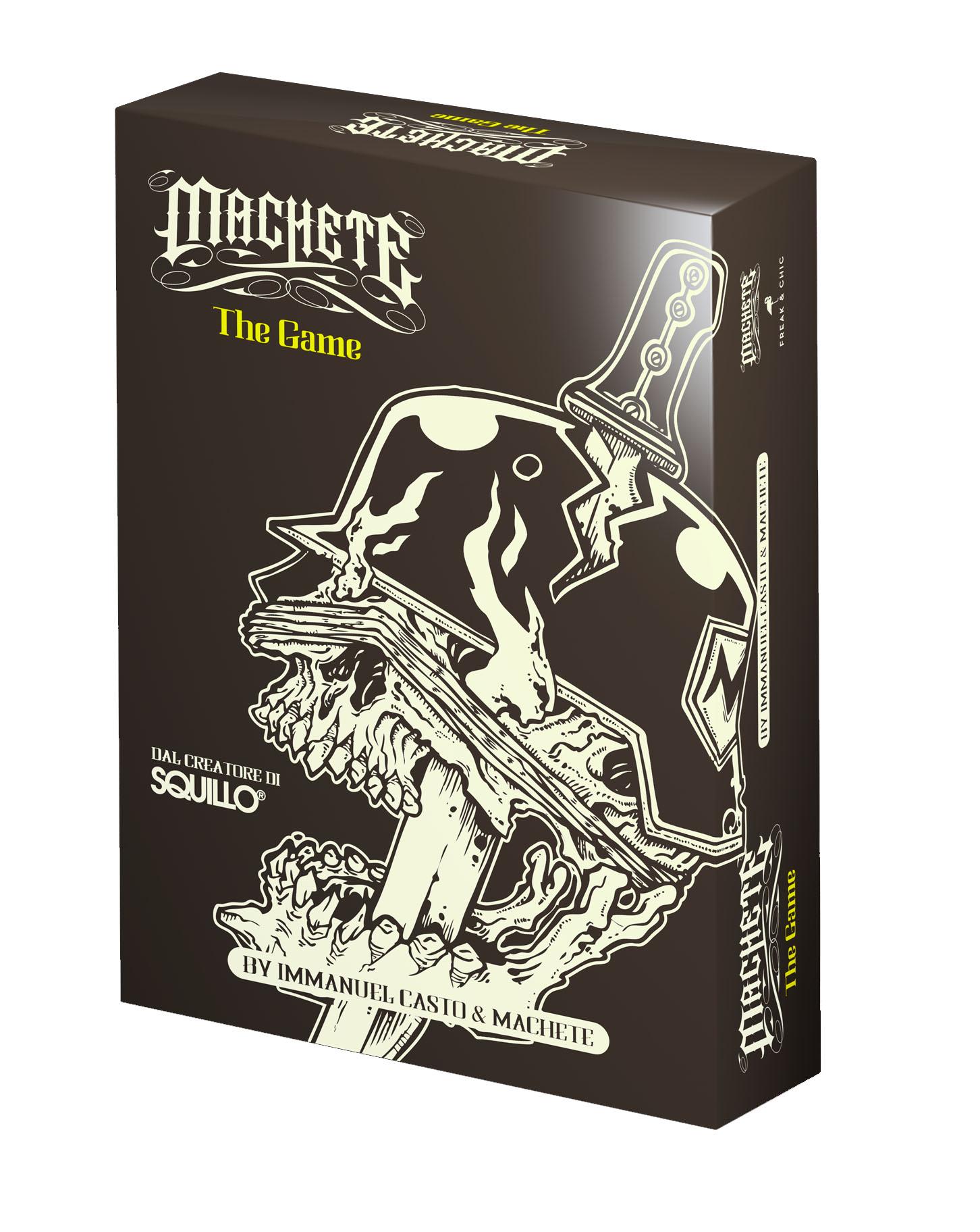 MACHETE THE GAME, il gioco ufficiale della MACHETE