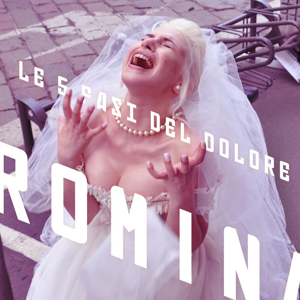 ROMINA FALCONI annuncia LE 5 FASI DEL DOLORE