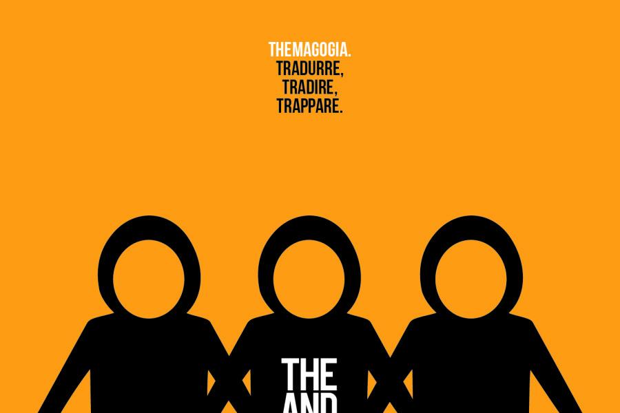 THE ANDRE' il disco d'esordio THEMAGOGIA