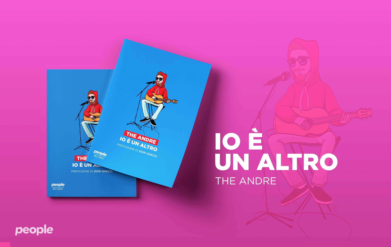 """Esce il libro """"Io è un altro"""" di THE ANDRE"""